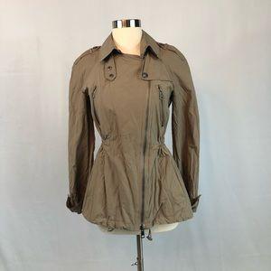 Burberry Brit Utility Jacket Size 4